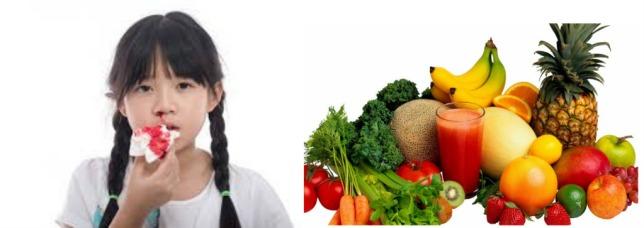 Kurangnya Beberapa Jenis Vitamin Faktor Penyebab Terjadinya Mimisan